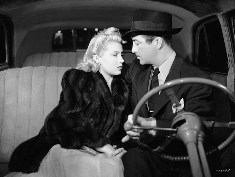 1942 - Johnny Eager - Movie Set