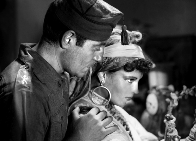 LA BANDERA – Julien Duvivier (1935) – Jean Gabin, Annabella, Robert Le Vigan, Raymond Aimos, Viviane Romance et Pierre Renoir