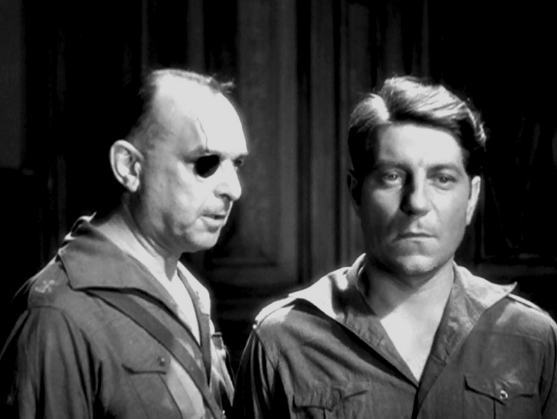 LA BANDERA - Julien Duvivier (1935) - Jean Gabin, Annabella, Robert Le Vigan, Raymond Aimos, Viviane Romance et Pierre Renoir