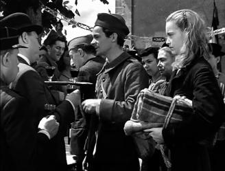 LE RETOUR DE LOUIS de Jean Dréville (RETOUR A LA VIE,1949)