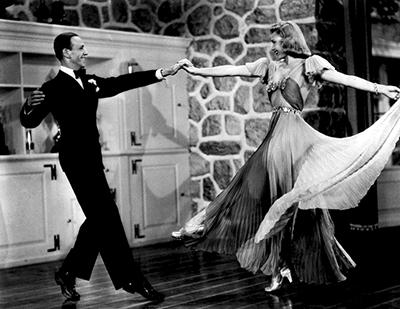 CAREFREE (Amanda) – Mark Sandrich (1938) avec Fred Astaire et Ginger Rogers