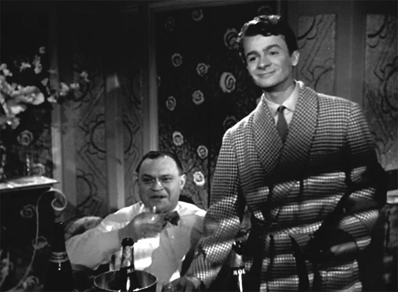 MANON – Henri-Georges Clouzot (1949) – Raymond Souplex, Serge Reggiani