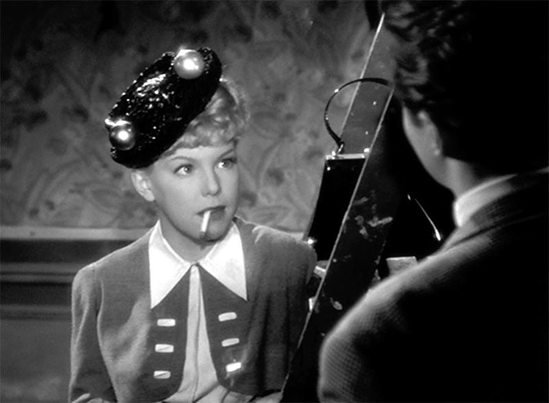 MANON – Henri-Georges Clouzot (1949) – Cécile Aubry