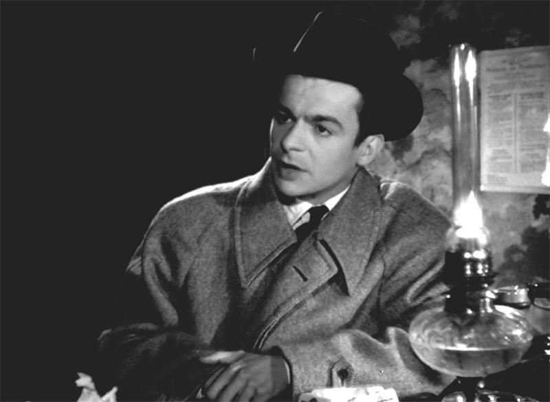 MANON – Henri-Georges Clouzot (1949) – Serge Reggiani
