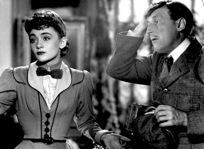 MIQUETTE ET SA MERE d'Henri-Georges Clouzot (1950) – Bourvil et Danièle Delorme