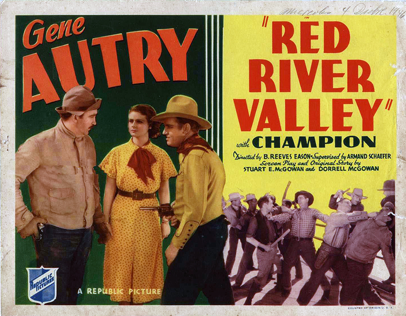Red River Valley de B. Reeves Eason (1936)