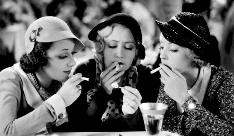 THREE ON A MATCH (Une Allumette pour trois) – Mervyn LeRoy (1932) – Joan Blondell, Ann Dvorak, Bette Davis