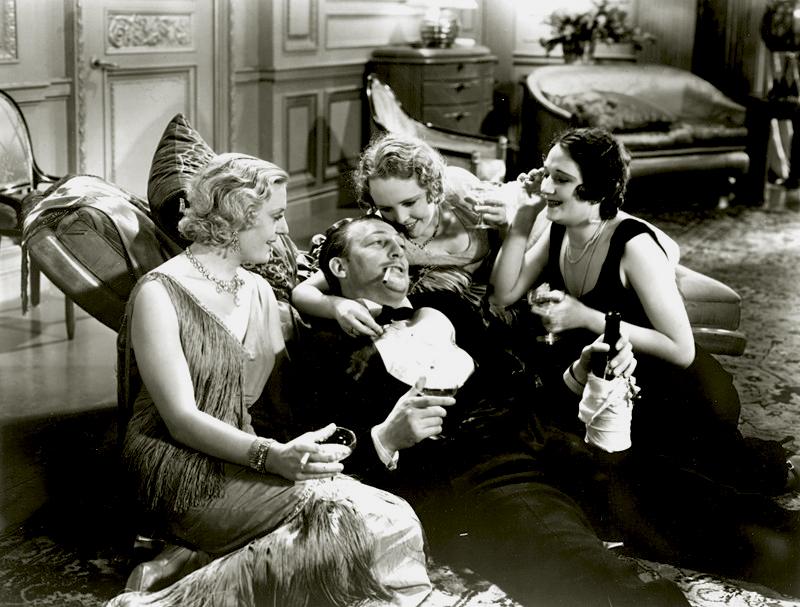"""Warren William dans """"The Mouthpiece"""" de James Flood (1932)"""