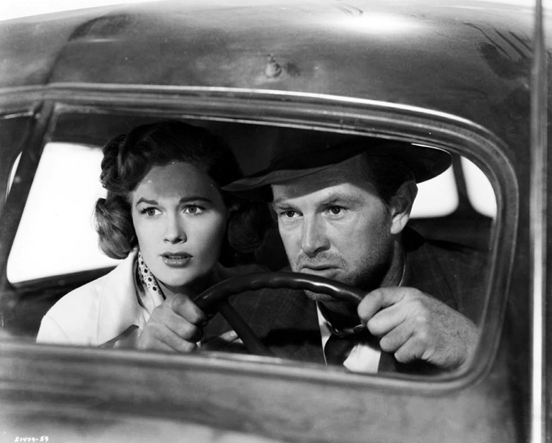 Quand la ville dort (The Asphalt Jungle) - John Huston (1950) - Sterling Hayden, Jean Hagen
