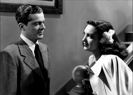 Crime passionnel (Fallen Angel) - Otto Preminger (1945) - Dana Andrews, Linda Darnell