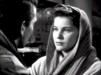 CRY OF THE CITY (Robert Siodmak, 1948) - Debra Paget