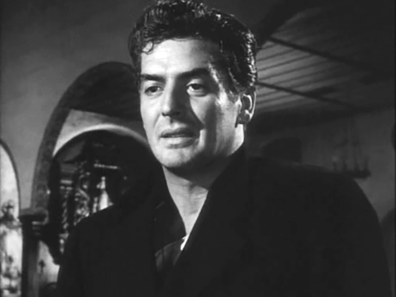 CRY OF THE CITY (Robert Siodmak, 1948) - Victor Mature