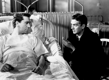 CRY OF THE CITY (Robert Siodmak, 1948) - Richaed Conte et Victor Mature