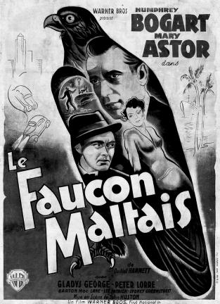 Le Faucon Maltais (The Maltese Falcon) de John Huston