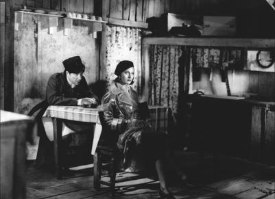 LE QUAI DES BRUMES - Marcel Carné (1938) - Jean Gabin, Michèle Morgan, Michel Simon, Pierre Brasseur