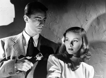 Le Dahlia bleu (The Blue Dahlia) - George Marshall (1946) - Alan Ladd, Veronica Lake
