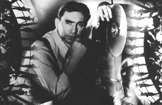 Busby Berkeley (1933) - The Kobal Collectio, Warner Bros.
