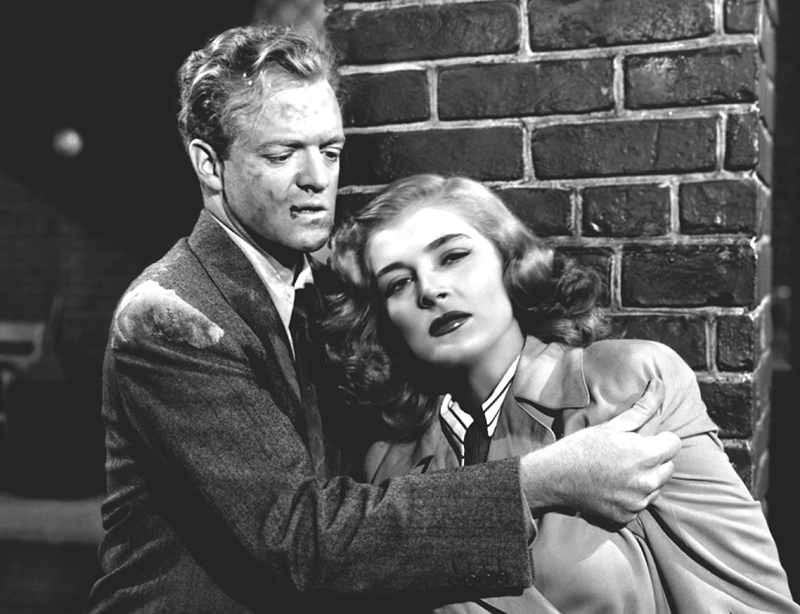 THE STRANGE LOVE OF MARTHA IVERS (L'Emprise du crime) – Lewis Milestone (1946) - Van Heflin, Lizabeth Scott