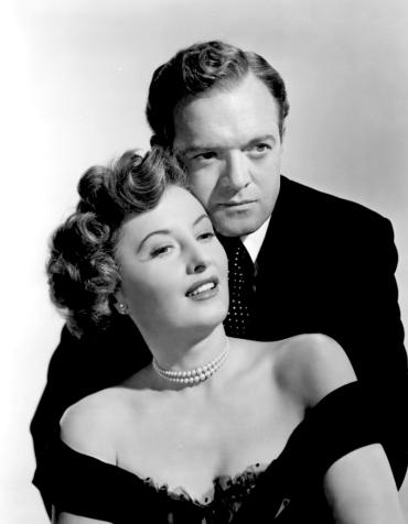 THE STRANGE LOVE OF MARTHA IVERS (L'Emprise du crime) – Lewis Milestone (1946) - Van Heflin, Barbara Stanwyck,