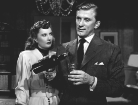 THE STRANGE LOVE OF MARTHA IVERS (L'Emprise du crime) – Lewis Milestone (1946) - Barbara Stanwyck, Kirk Douglas,