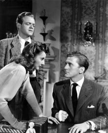 THE STRANGE LOVE OF MARTHA IVERS (L'Emprise du crime) – Lewis Milestone (1946) - Van Heflin, Barbara Stanwyck, Kirk Douglas,