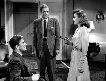 THE STRANGE LOVE OF MARTHA IVERS (L'Emprise du crime) – Lewis Milestone (1946) - Van Heflin, Barbara Stanwyck, Kirk Douglas