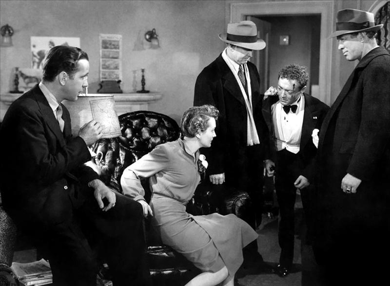 Le Faucon maltais (The Maltese Falcon) est un film américain réalisé par John Huston, sorti en 1941.