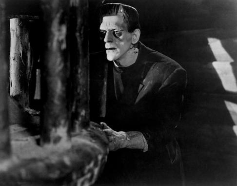 """Arthur Edeson fut le chef opérateur de """"Frankenstein"""" réalisé par James Whale (1931)"""