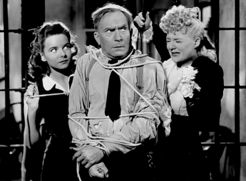 Miracle au village (The Miracle of Morgan's Creek) réalisé par Preston Sturges (1944) avec Eddie Bracken, Betty Hutton