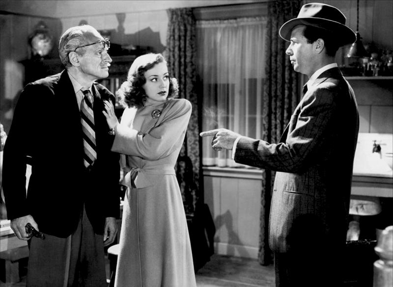 Adieu, ma belle (Murder, My Sweet) est un film américain réalisé par Edward Dmytryk, sorti en 1944