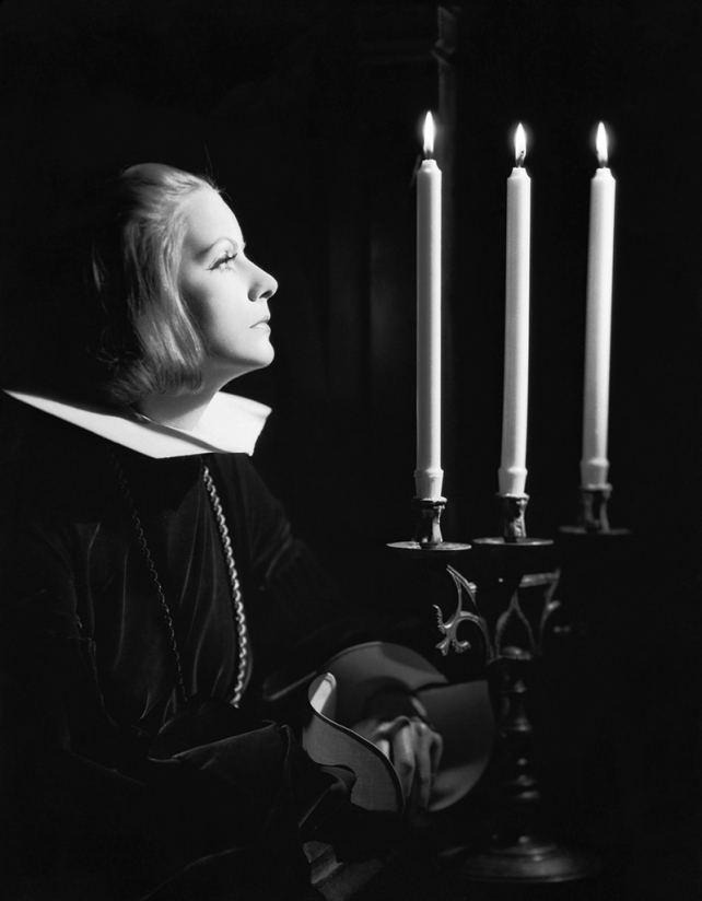 "Greta Garbo dans ""La Reine Christine"" (Queen Christina) de Rouben Mamoulian (1933)"