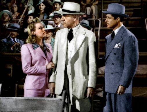 Sous le ciel d'Argentine (Down Argentine Way) de Irving Cummings, sorti en (1940) avec Don Ameche, Betty Grable et Carmen Miranda