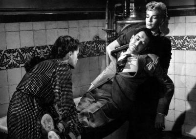 LES DIABOLIQUES – Henri Georges Clouzot (1955) - Véra Clouzot, Paul Meurisse, Simone Signoret
