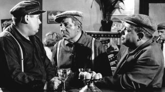 Jean Gabin dans Rue des prairies ( Denys de La Patellière, 1959)