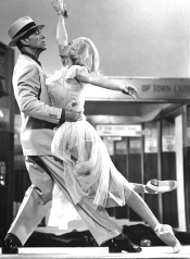 THE BAND WAGON (Tous en scène) – 1953 – Vincente Minnelli - Fred Astaire, Cyd Charisse - The Girl Hunt Ballet