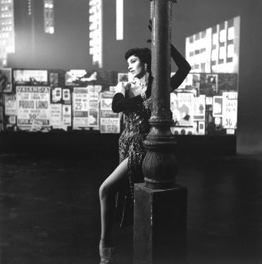 THE BAND WAGON (Tous en scène) – 1953 – Vincente Minnelli - Cyd Charisse - The Girl Hunt Ballet