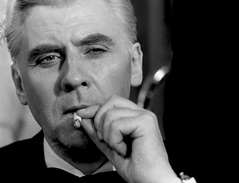 """""""Bob le flambeur"""" de Jean-Pierre Melville (1956) avec Roger Duchesne, Isabelle Corey, Daniel Cauchy, Guy Decomble"""