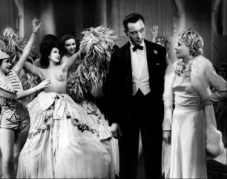 """Un Carnet de bal"" de Julien Duvivier (1937) avec Marie Bell, Françoise Rosay, Louis Jouvet, Fernandel, Harry Baur, Raimu, Pierre Blanchar,"