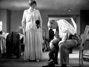 """""""David Golder"""" de Julien Duvivier (1931) avec Harry Baur, Jacques Grétillat,Paule Andral"""