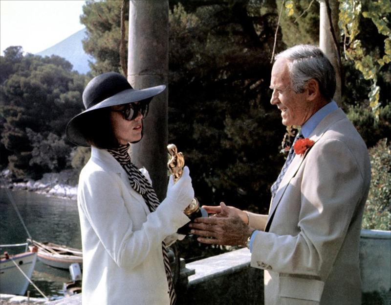 Fedora est un film franco-allemand de Billy Wilder, réalisé en 1978.