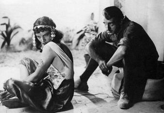 """La Bandera""de Julien Duvivier (1935) avec Jean Gabin, Annabella,Margo Lion, Viviane Romance, Robert Le Vigan"
