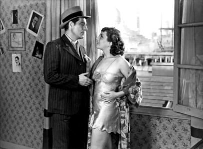 LA BELLE EQUIPE de Julien Duvivier (1936) avec Jean Gabin, Charles Vanel, Raymond Aimos, Charles Dorat,Raphaël Médina, Viviane Romance