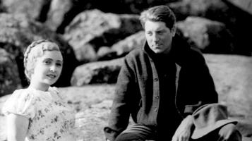 """""""Maria Chapdeleine"""" de Julien Duvivier (1934) avec Madeleine Renaud, Jean Gabin, Suzanne Desprès, Jean-Pierre Aumont"""