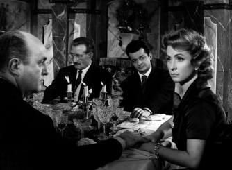 Marie-Octobre de Julien Duvivier (1959) avec Danielle Darrieux, Paul Meurisse, Bernard Blier, Lino Ventura, Serge Reggiani