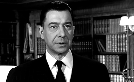 MARIE-OCTOBRE – Julien Duvivier (1959) - Paul Meurissedans le rôle deFrançois Renaud-Picart, l'industriel