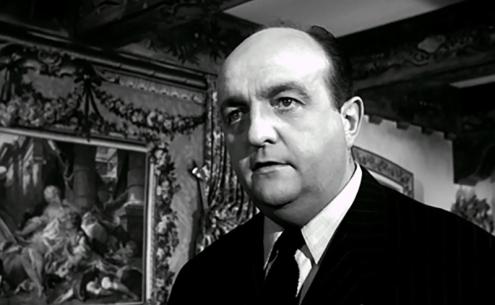 MARIE-OCTOBRE – Julien Duvivier (1959) - Bernard Blierdans le rôle deJulien Simoneau, l'avocat pénaliste