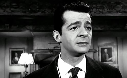 MARIE-OCTOBRE – Julien Duvivier (1959) - Serge Reggianidans le rôle d'Antoine Rougier, l'imprimeur