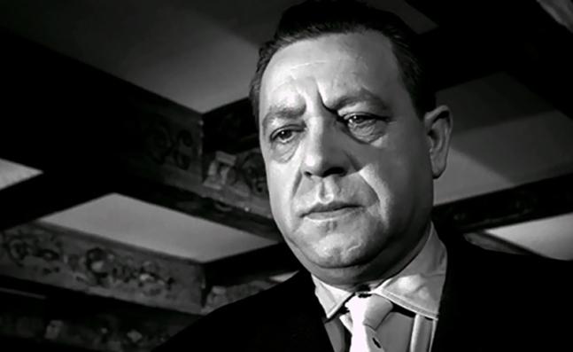 MARIE-OCTOBRE – Julien Duvivier (1959) - Paul Frankeurdans le rôle deLucien Marinval, le boucher mandataire aux Halles
