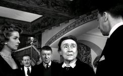 MARIE-OCTOBRE – Julien Duvivier (1959) - Jeanne Fusier-Girdans le rôle de Victorine, la gouvernante