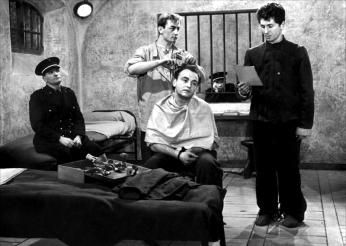 """""""Nous sommes tous des assassins"""" d'André Cayatte (1952) avec Marcel Mouloudji, Raymond Pellegrin, Antoine Balpêtré, Claude Laydu, Roland Lesaffre"""